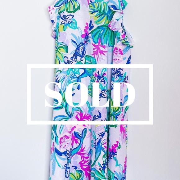 **SOLD**Lilly Pulitzer Billie dress